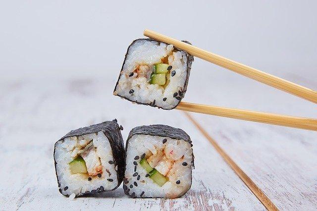 Sushi - charakterystyka