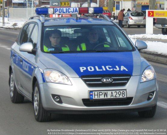 Policja Ciechanów: Spotkanie wigilijne w ciechanowskiej komendzie policji