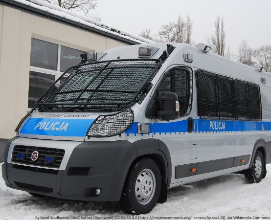 Policja Ciechanów: Dozór dla 23-latka z powiatu ciechanowskiego