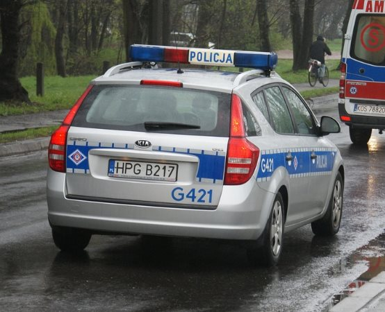 Policja Ciechanów: Zatrzymany na gorącym uczynku, podczas włamania do altanki