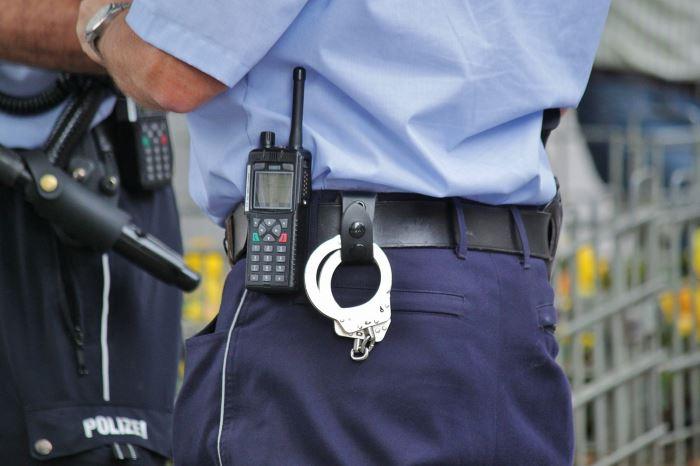 Policja Ciechanów: Zatrzymany za kradzież